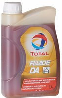 Жидкость ГУР TOTAL Fluide DA 1л