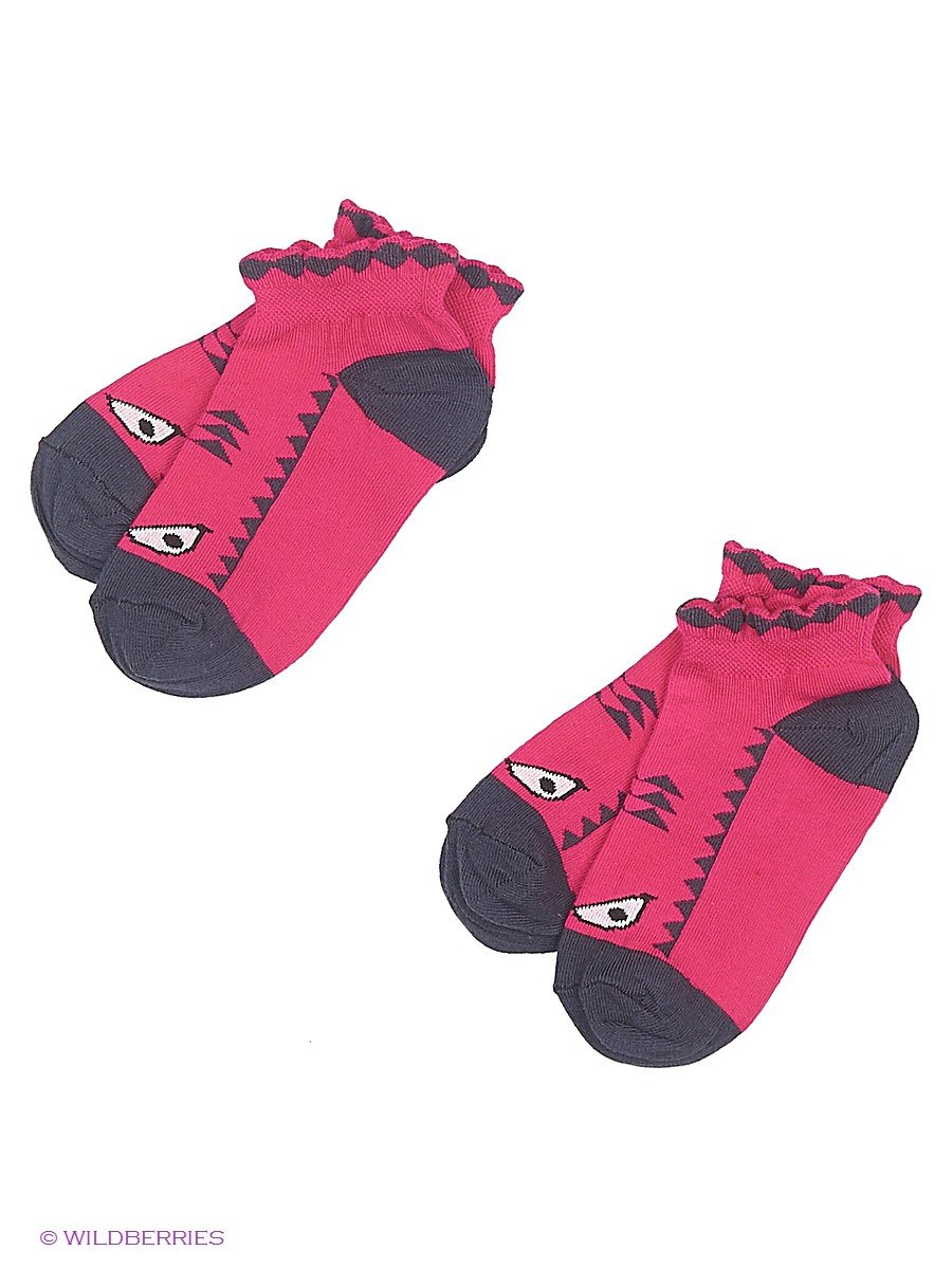 Носки Хох 2d-1410/розовый