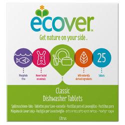 Экологические таблетки для посудомоечной машины. Ecover, 500 г