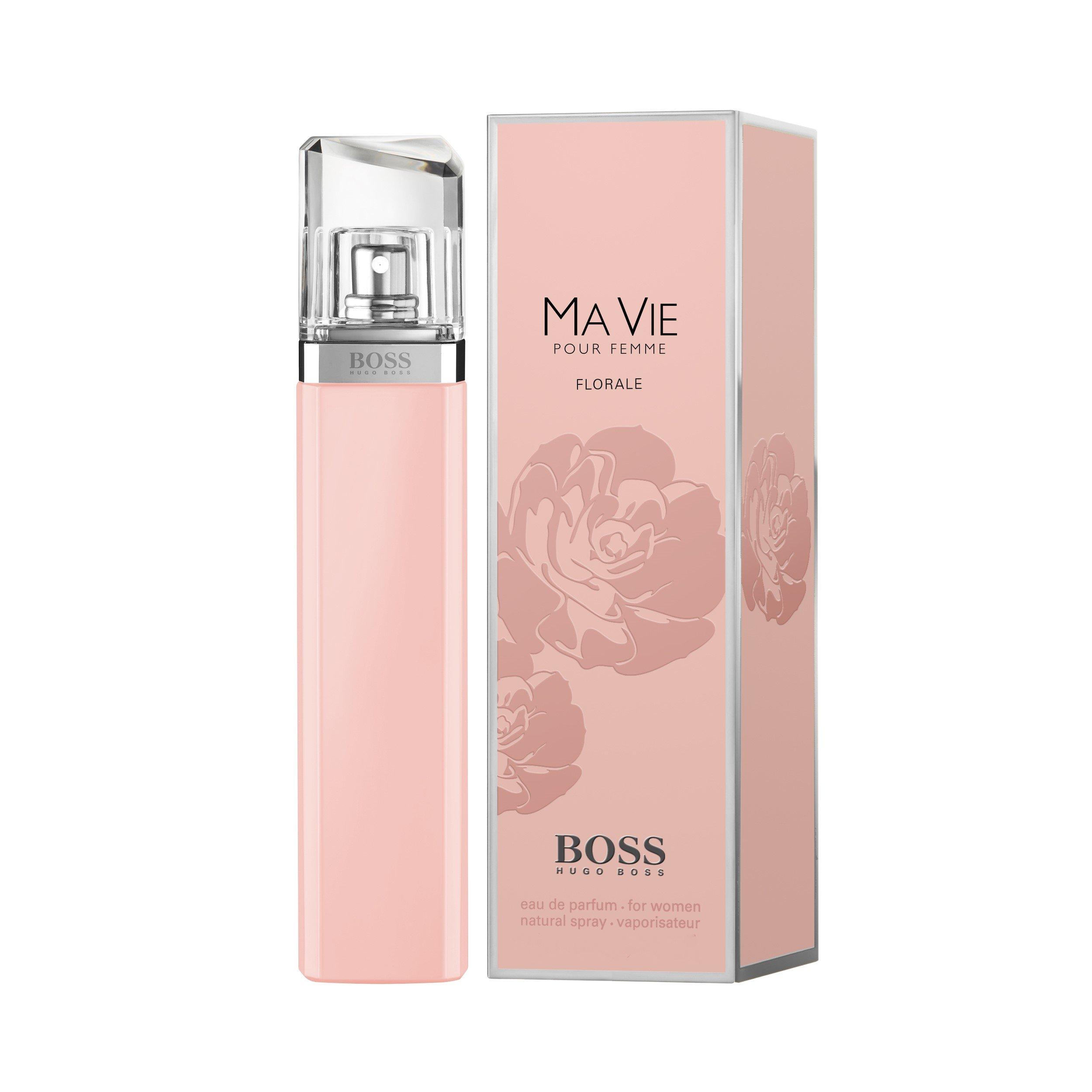 Boss Ma Vie Pour Femme Florale edp