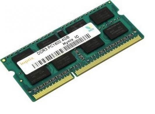Модуль памяти Hynix DDR3 DIMM 4GB 1333Mhz SO-DIMM PC10600