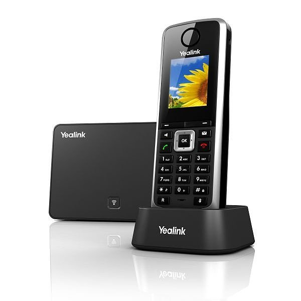 VoIP оборудование Yealink W52P чёрный