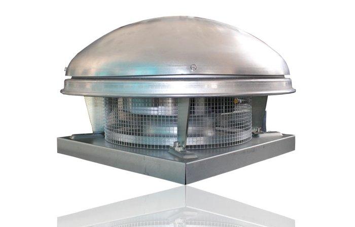 Крышный вентилятор Soler and Palau CTHT/4-180