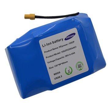 Аккумулятор для гироскутера SAMSUNG 36V; 4400 mAh, Smart Balance: 10,5, 10, 6,5