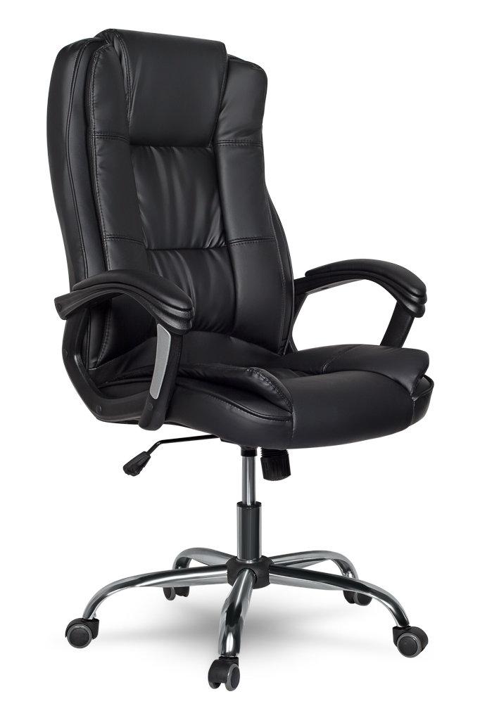 Кресло руководителя COLLEGE XH-2222 Черный
