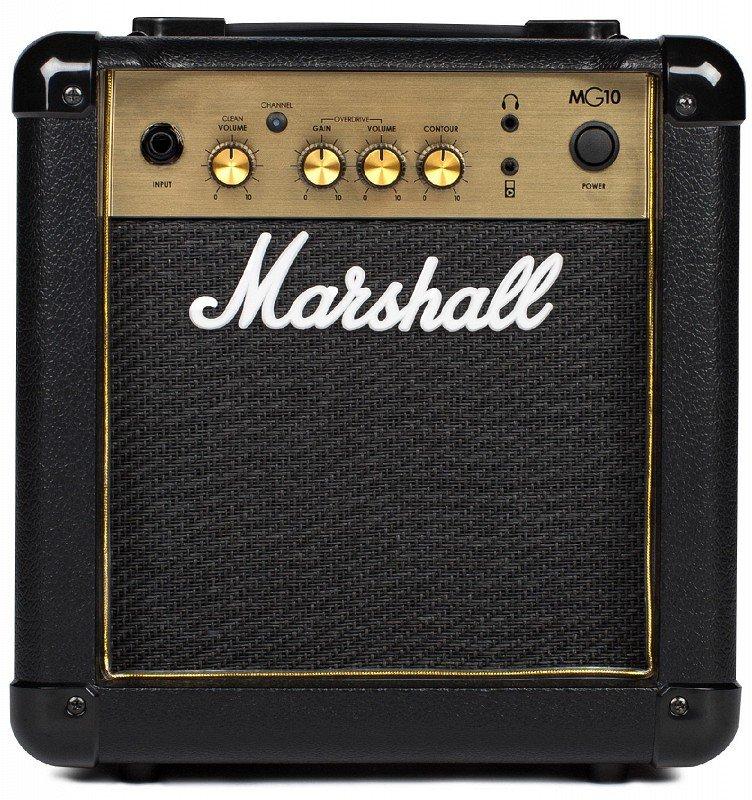 MARSHALL MG10G комбо гитарный 10Вт