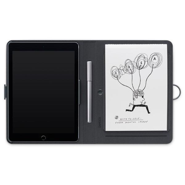 Планшет Wacom Bamboo Spark snap-fit iPadAir2 (CDS-600C )