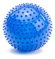 Массажно-игровой мяч PIC&MIX синий 18 см