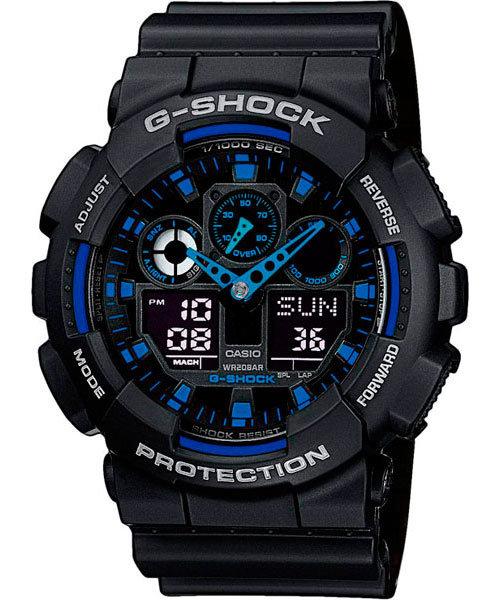 Наручные часы Casio GA-100-1A2