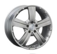 Колесные диски Replica Mercedes MB53 8х18 5/112 ET60 66,6 silver - фото 1