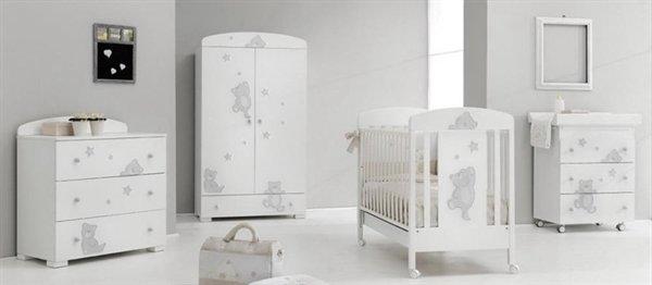 Детская комната Erbesi Cucu