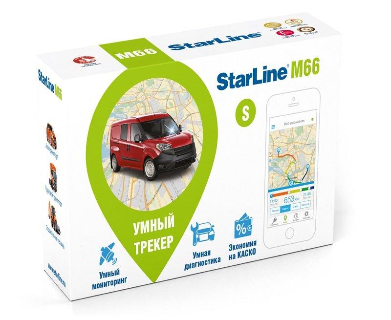 StarLine M66 S мониторинговый трекер
