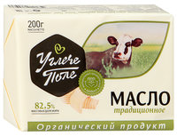 Масло Углече Поле сливочное Традиционное 82,5%, 200г