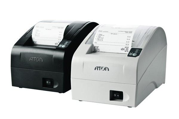 Принтер документов FPrint-22 для ЕНВД, USB, RS-232, чёрный