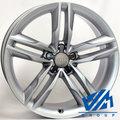 Диски Replica WSP Italy W562 8x18 5/112 ET31 d66.6 Silver - фото 1