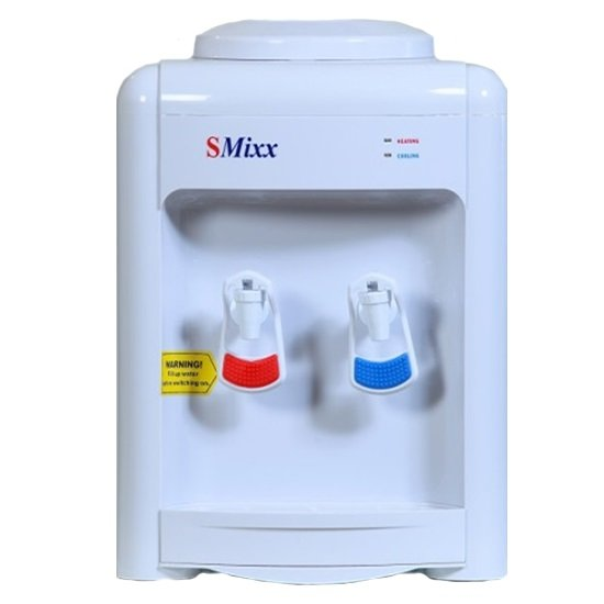 Кулер для воды SMixx настольный 36TB white