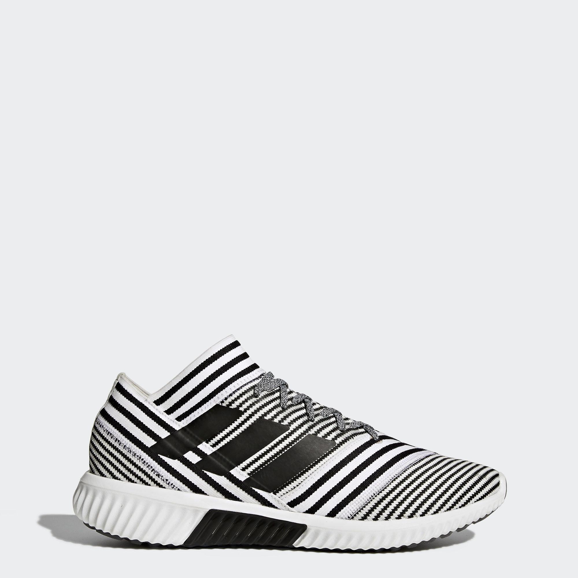 Футбольная обувь Nemeziz Tango 17.1 adidas Performance Footwear White/Core Black