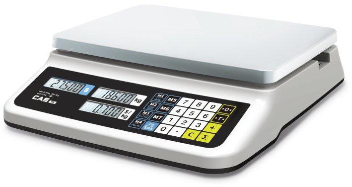 Весы торговые Cas PR-6B (LCD II)