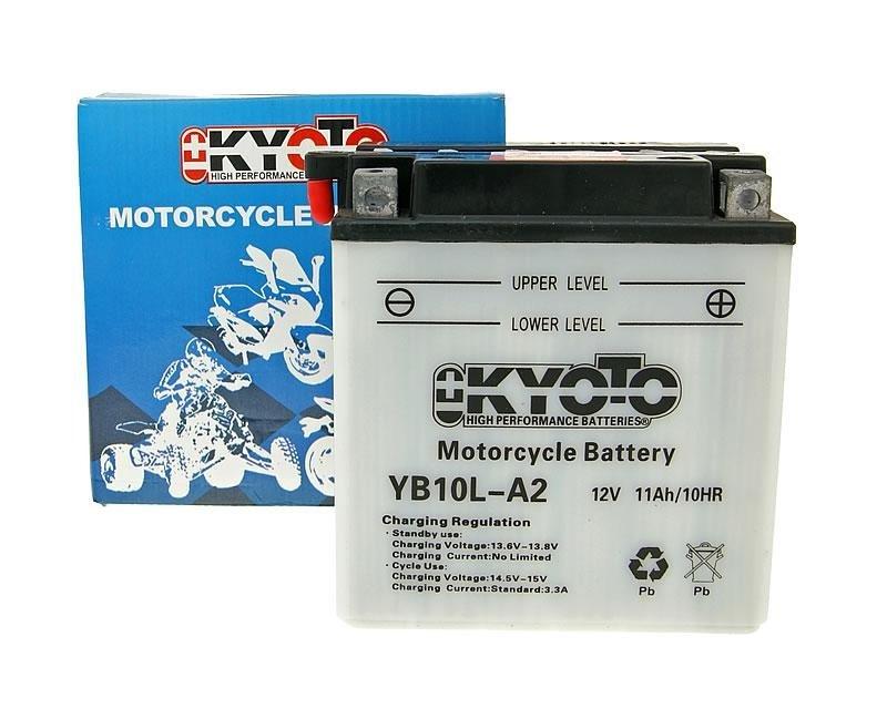 Аккумуляторы Аккумулятор KYOTO YB10L-A2