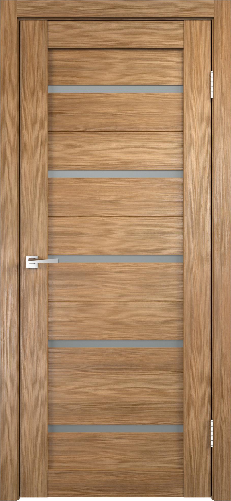 Дверь межкомнатная VELLDORRIS - DUPLEX 1 - золотой ДУБ (600мм) (экошпон)
