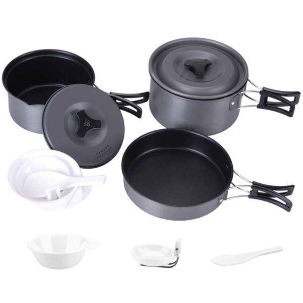 Туристический набор посуды на 2-3 персоны Fire-Maple FMC-201