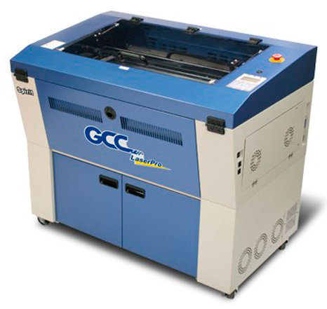 Гравировальный станок GCC LaserPro Spirit Si40