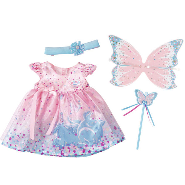 Одежда для куклы Zapf Creation Baby born 823-644 Бэби Борн Платье феи