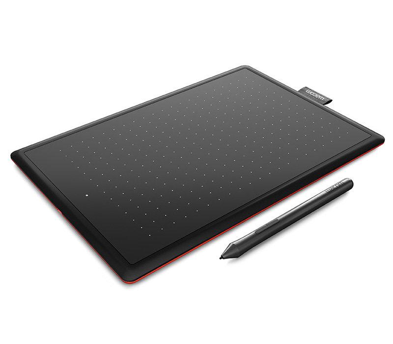 Графический планшет Wacom One M (Medium), CTL-672-N