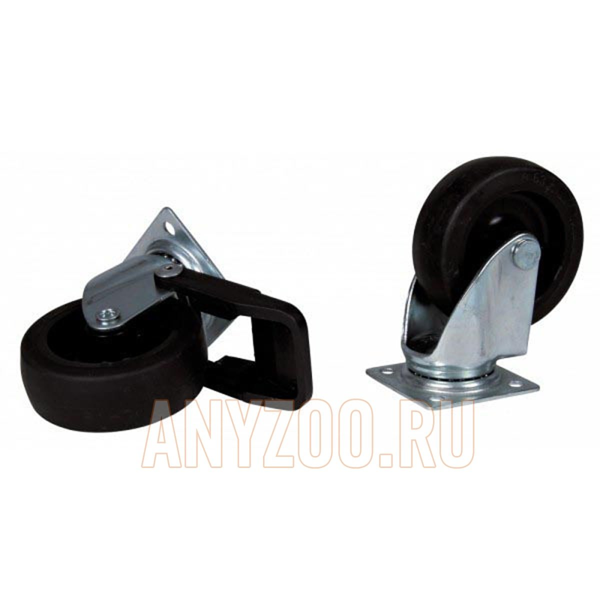 Trixie Трикси колесики для переносок Gulliver 4-7 и Gulliver Touring 58х60х79см ( Аксессуары для перевозки )