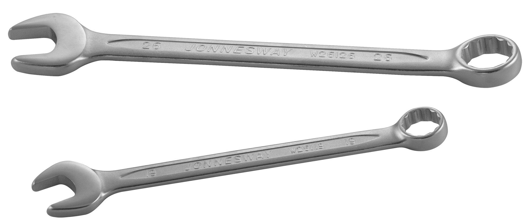 Ключ гаечный комбинированный 28 мм Jonnesway W26128