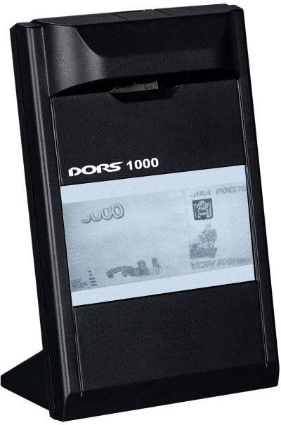 детектор банкнот dors 1000-m3 dors / DORS1000M3 / просмотровый ик детектор банкнот dors 1000 m3