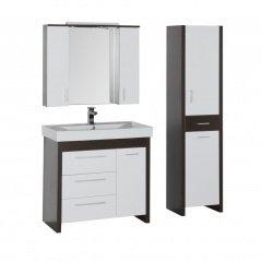 Комплект мебели Aquanet Тиана 100 венге