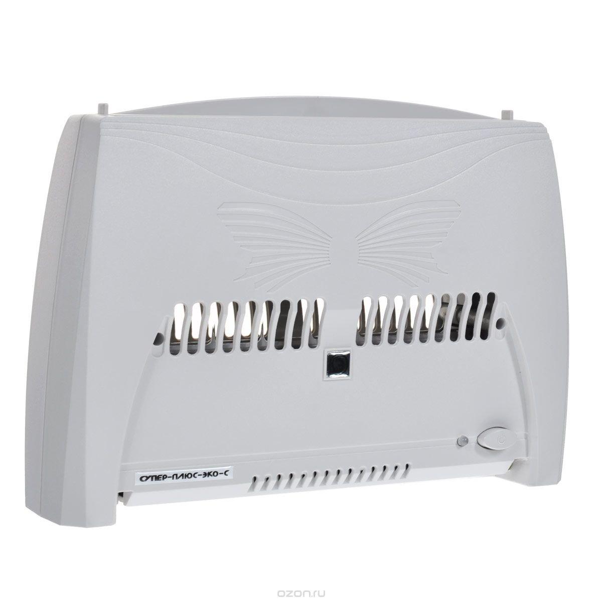 Супер Плюс Эко-С, Silver очиститель-ионизатор воздуха