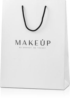 Пакет Фирменный пакет, средний MakeUp