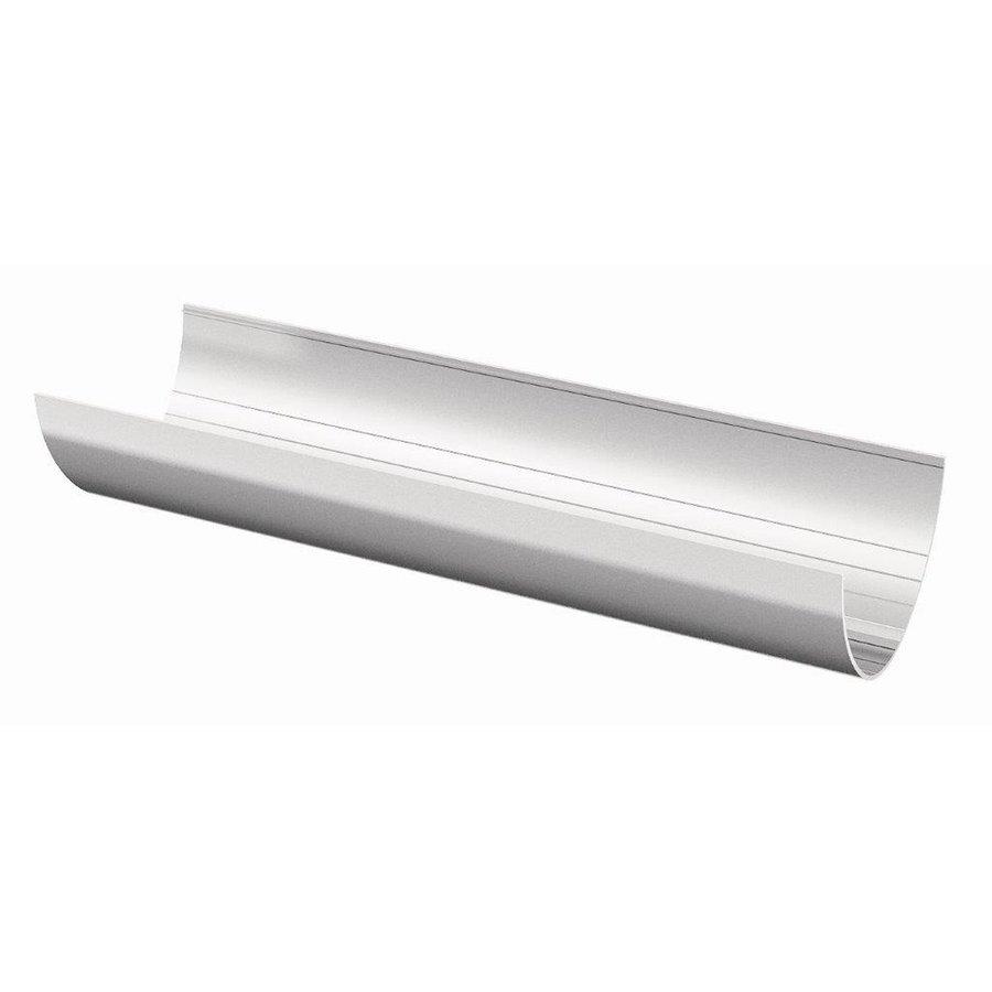 Желоб ТН ПВХ белый 1.5 м х 125 мм