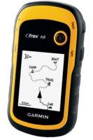 Туристический навигатор Garmin eTrex 10 GPS Glonass Russia