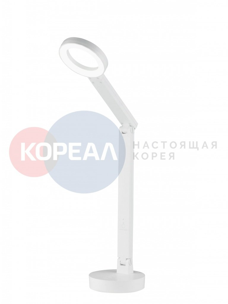 Настольный светодиодный светильник со встроенным аккумулятором Cogylight TB-L180PB (белый)