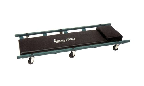 Тележка ремонтная подкатная, 6-колесная Kamasa-Tools K 6253