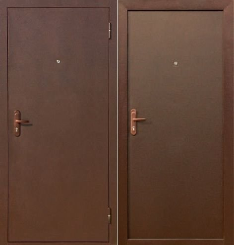 лучший магазин металлических дверей