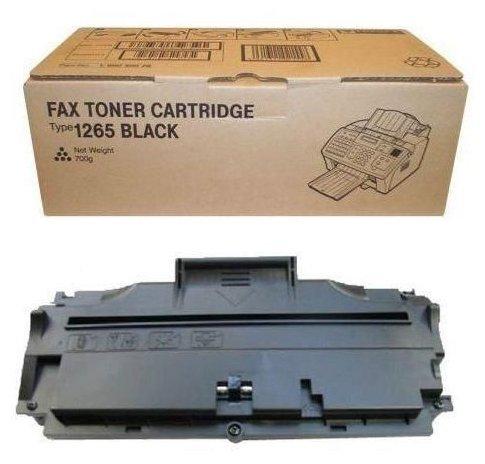 Тонер Type 1265 (412638) для Ricoh FAX1120/1160