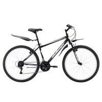 Велосипед для взрослых CHALLENGER Agent 26 18 (H000006476) черно-серый