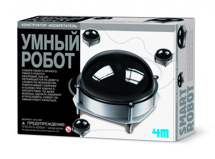 Интерактивная игрушка 4M