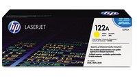 Картридж HP Q3962A (122A) yellow для HP CLJ 2550/2800