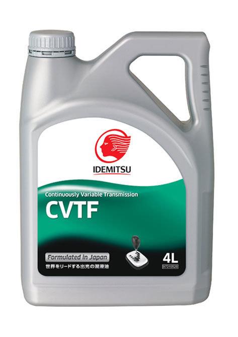 Трансмиссионное масло IDEMITSU CVTF 4л