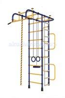 Пионер 3М Детский спортивный комплекс Сине-желтый