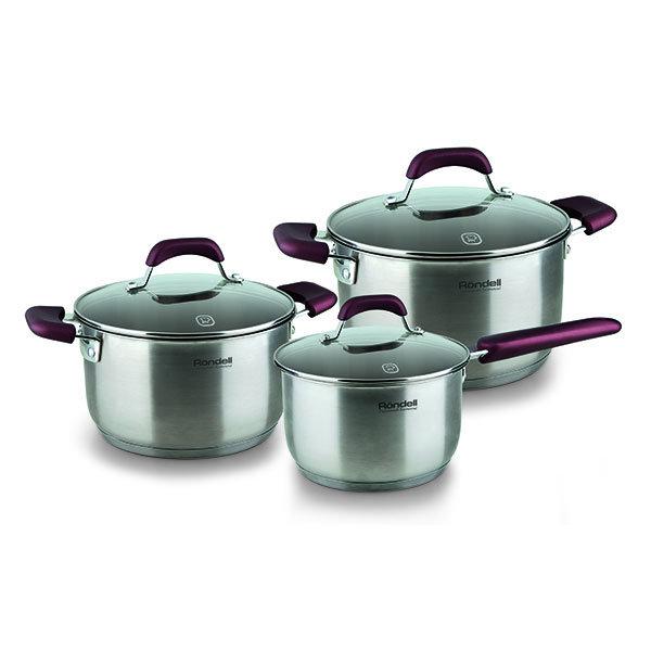 Набор посуды Rondell rds-823 bojole 6 предм