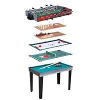 Стол для игр 10 в 1 107x61x81 см 107x61,2 см