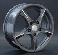 Диски LS Wheels 112 6,0x15 4x114,3 D73.1 ET45 цвет FGMF(темно-сер. Полир) - фото 1