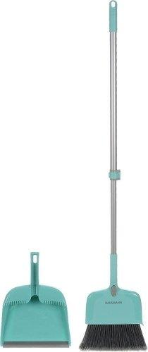 Набор для сухой уборки HAUSMANN Broomer: щетка + совок, HM-00220