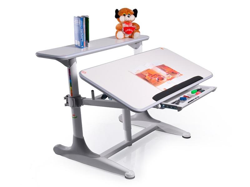Детский стол Mealux Shubert белый